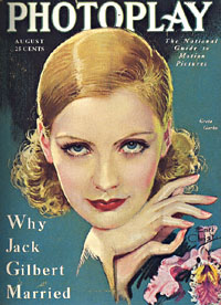Garbo Photoplay