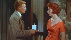Bohm and Massey in Peeping Tom
