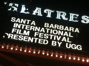 SBIFF marquee